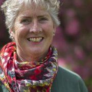 Ingrid Posthouwer, coördinatie vrijwilligers